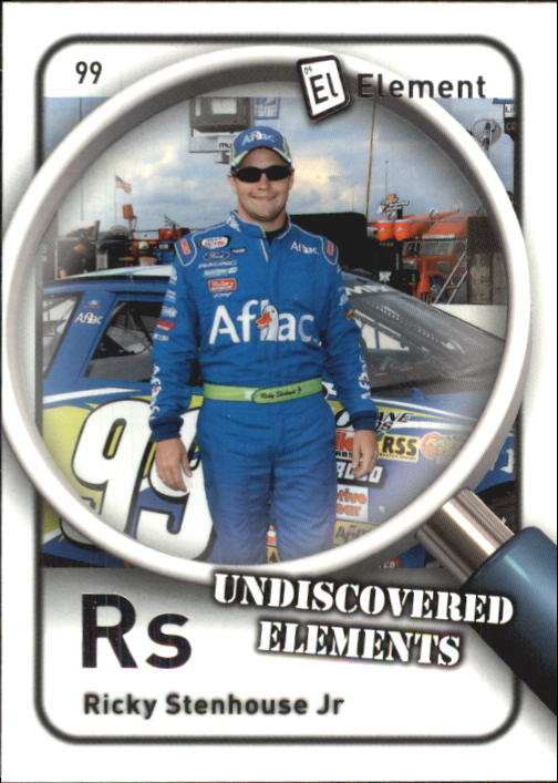 2009 Element #99 Ricky Stenhouse Jr. RC