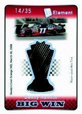 2009 Element Big Win #BWDH Denny Hamlin