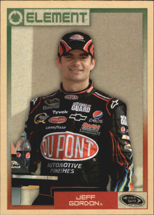 2010 Element #9 Jeff Gordon