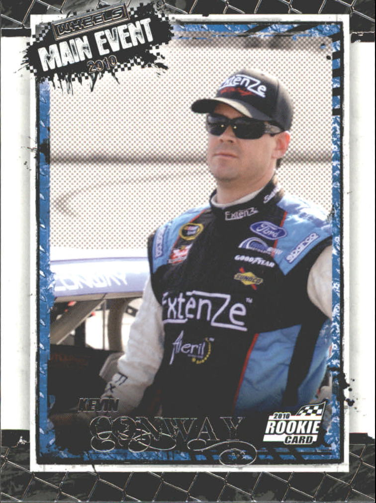 2010 Wheels Main Event #8 Kevin Conway RC