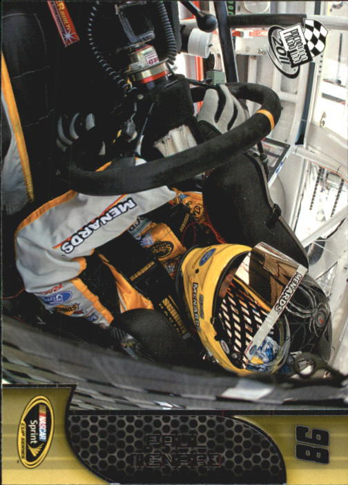 2011 Press Pass #25 Paul Menard