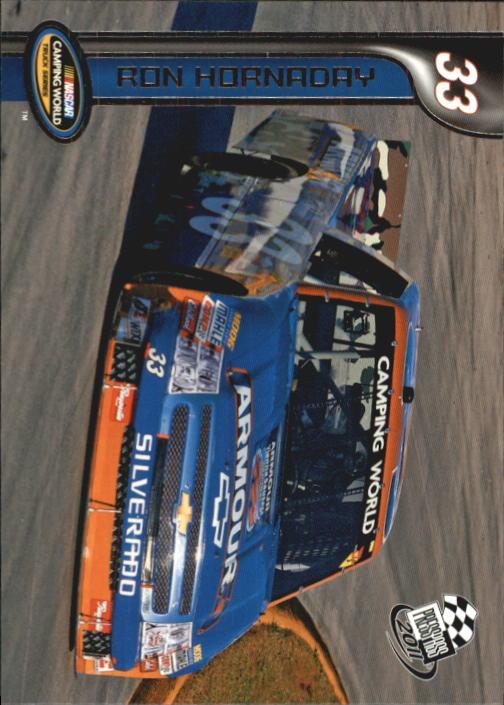 2011 Press Pass #104 Ron Hornaday's Truck