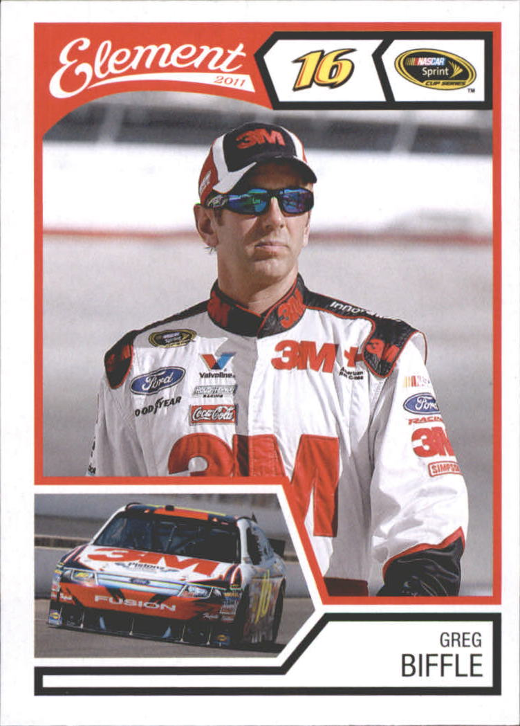 2011 Element #3 Greg Biffle