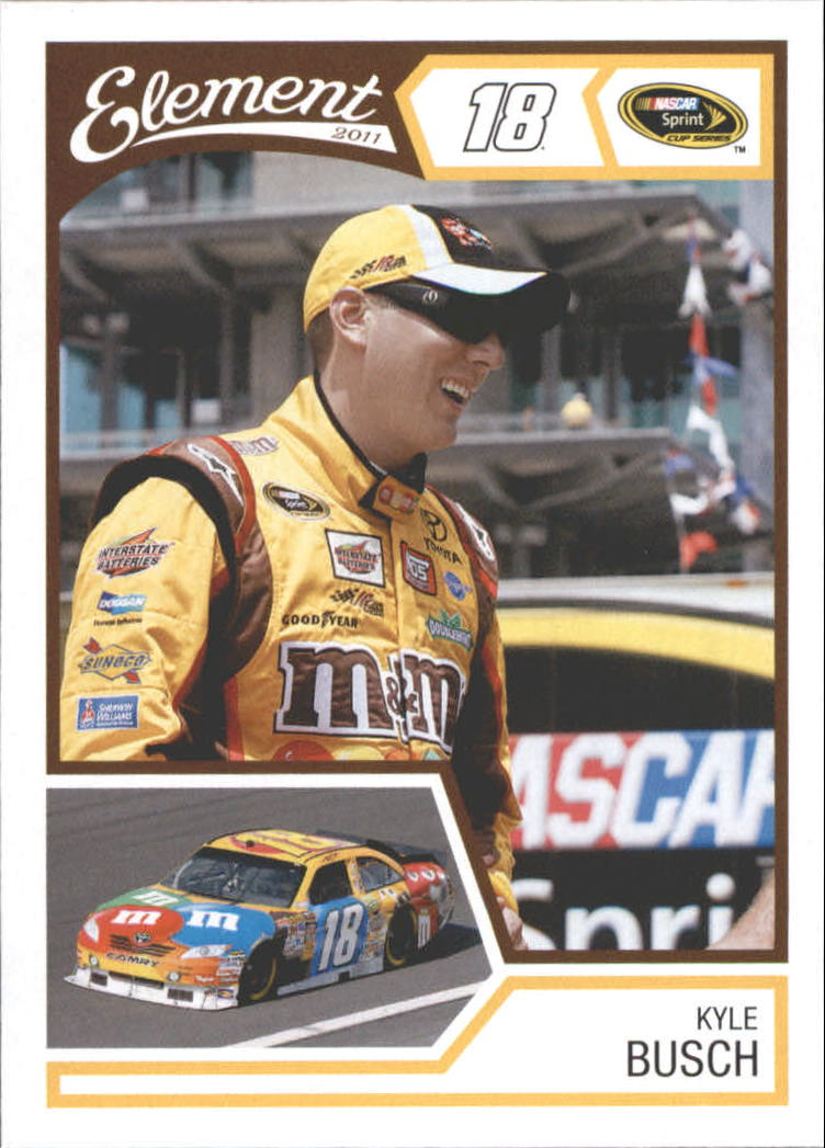 2011 Element #7 Kyle Busch