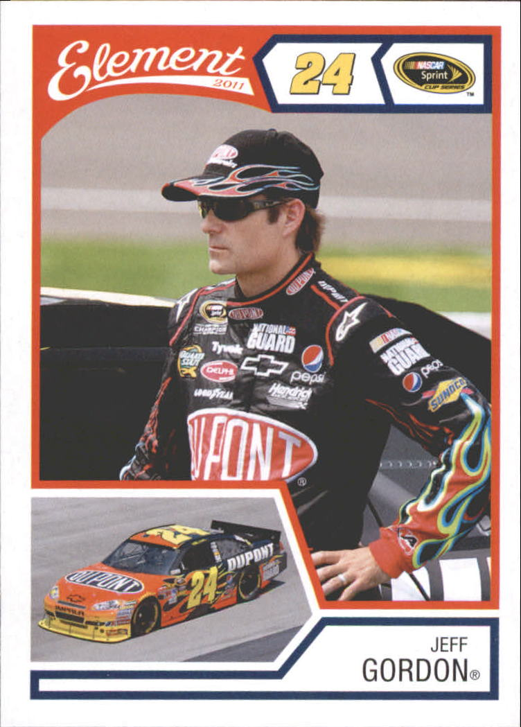 2011 Element #11 Jeff Gordon
