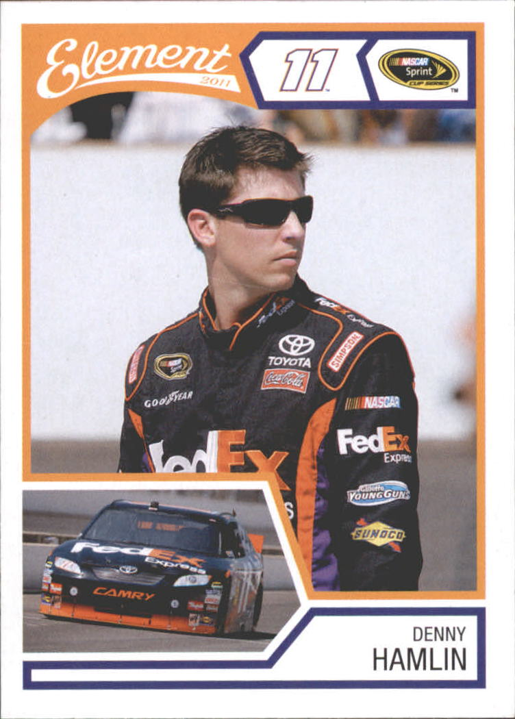 2011 Element #13 Denny Hamlin