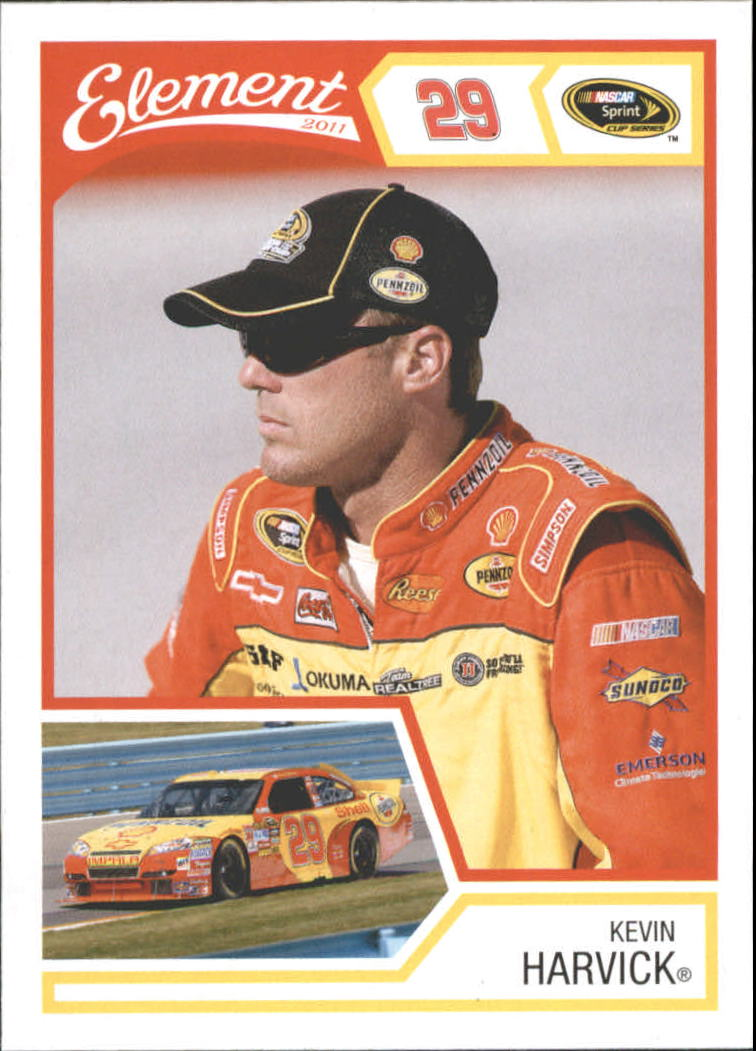 2011 Element #14 Kevin Harvick