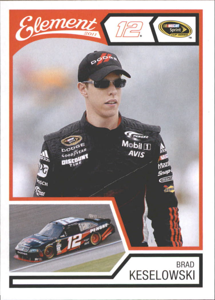 2011 Element #18 Brad Keselowski