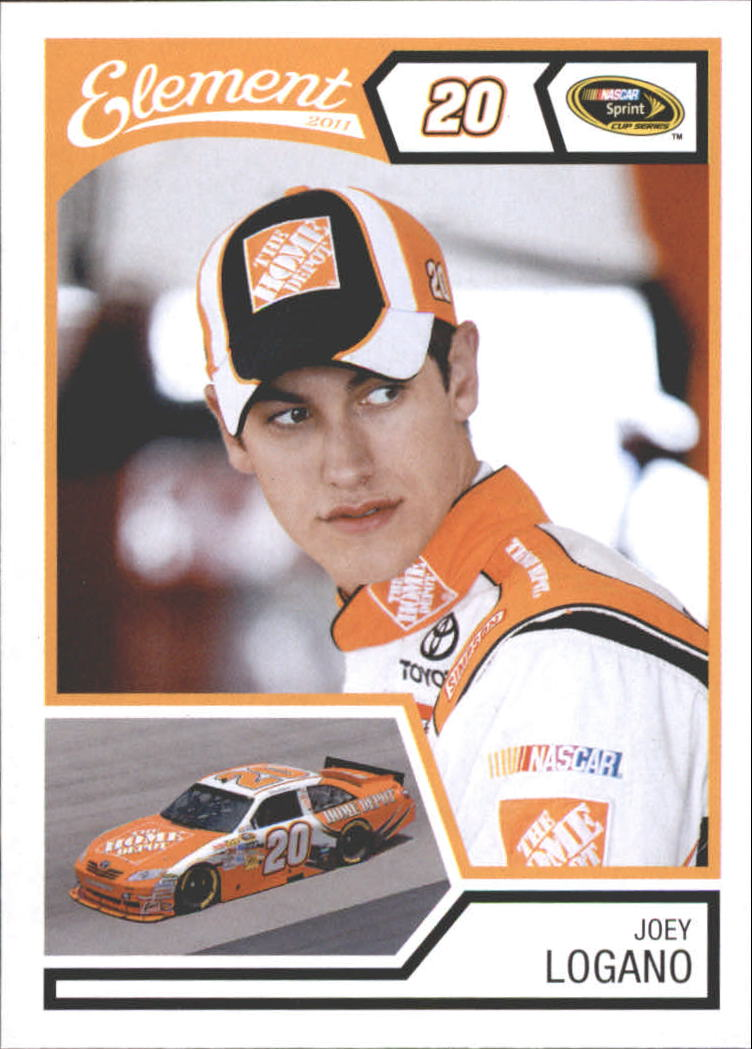 2011 Element #21 Joey Logano