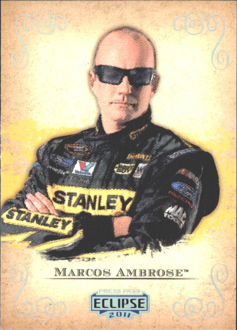 2011 Press Pass Eclipse #2 Marcos Ambrose