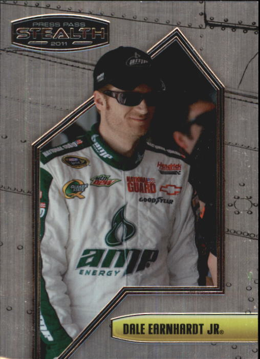 2011 Press Pass Stealth #1 Dale Earnhardt Jr.