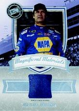 2011 Press Pass FanFare Magnificent Materials #MMMW Michael Waltrip/199