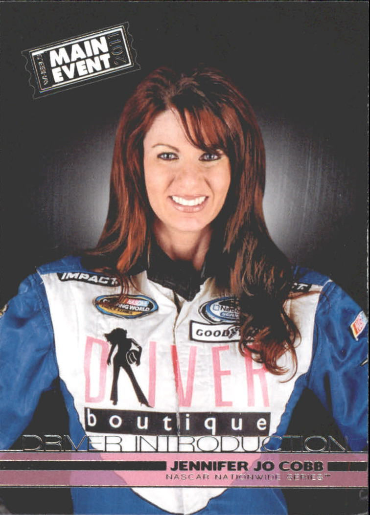 2011 Wheels Main Event #40 Jennifer Jo Cobb NNS RC