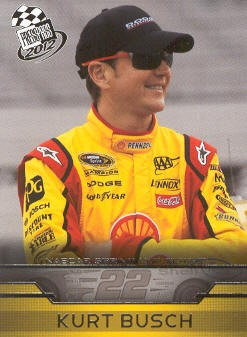 2012 Press Pass #6 Kurt Busch