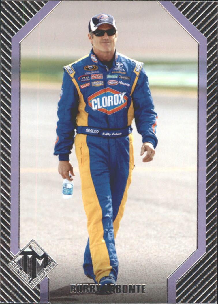 2012 Total Memorabilia #19 Bobby Labonte