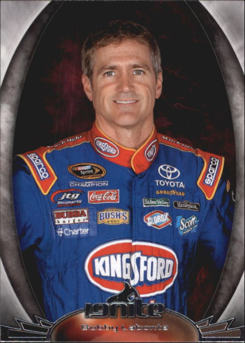 2012 Press Pass Ignite #22 Bobby Labonte
