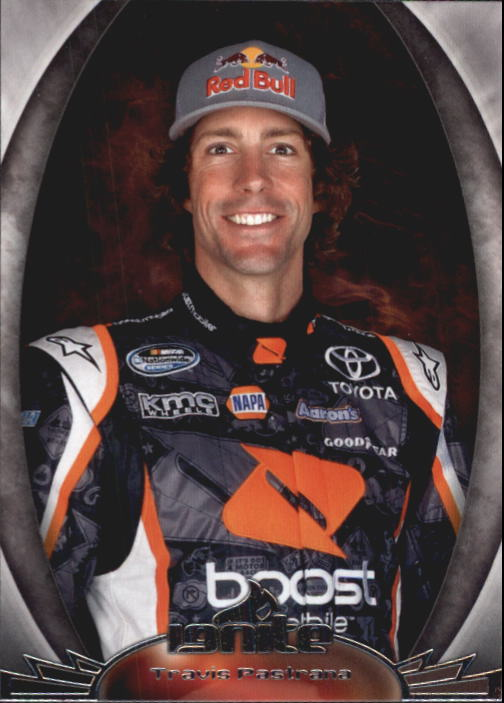 2012 Press Pass Ignite #44 Travis Pastrana NNS RC