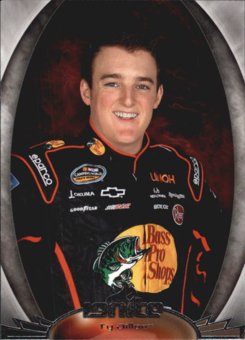 2012 Press Pass Ignite #50 Ty Dillon CWTS RC
