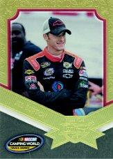 2012 Press Pass Fanfare #64 Jeb Burton CWTS RC