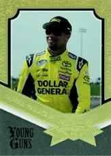 2012 Press Pass Fanfare #79 Darrell Wallace Jr. YG RC