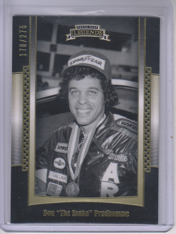 2012 Press Pass Legends Gold #32 Don Prudhomme