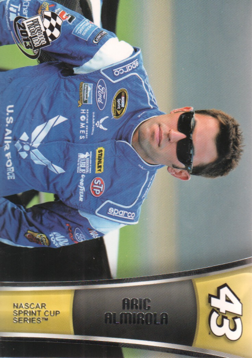 2013 Press Pass #1 Aric Almirola