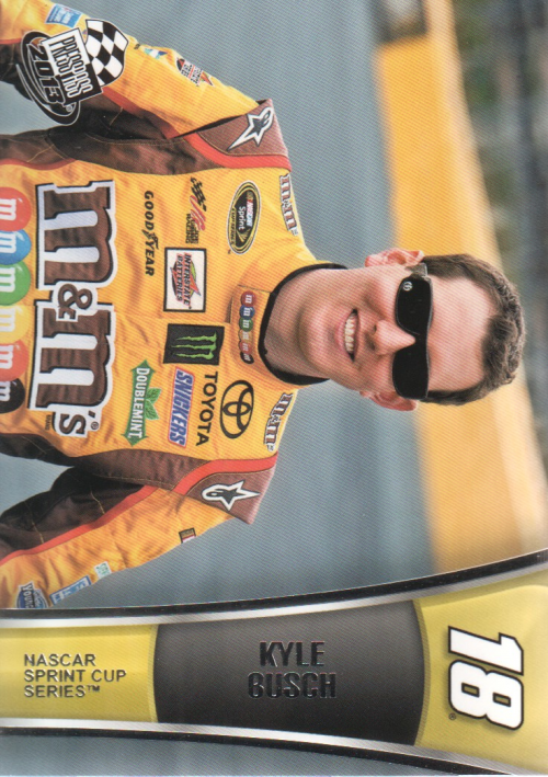 2013 Press Pass #9 Kyle Busch