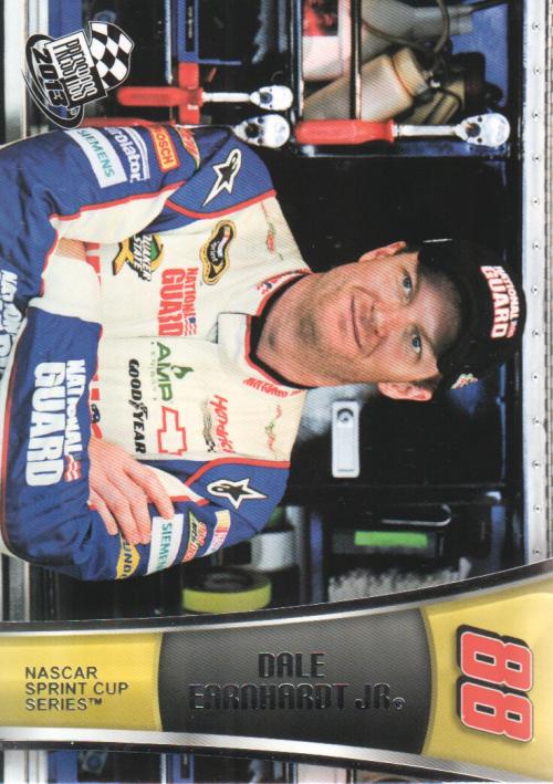 2013 Press Pass #12 Dale Earnhardt Jr.