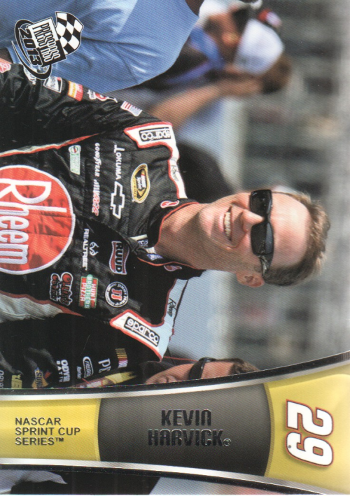 2013 Press Pass #19 Kevin Harvick