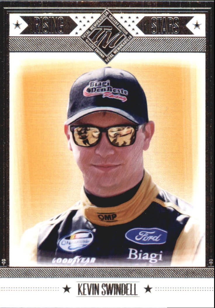 2014 Total Memorabilia #48 Kevin Swindell RS RC