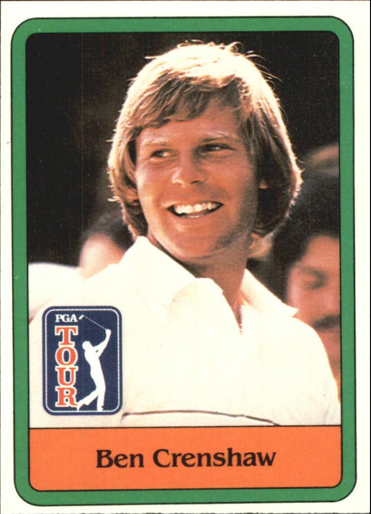1981 Donruss #5 Ben Crenshaw RC
