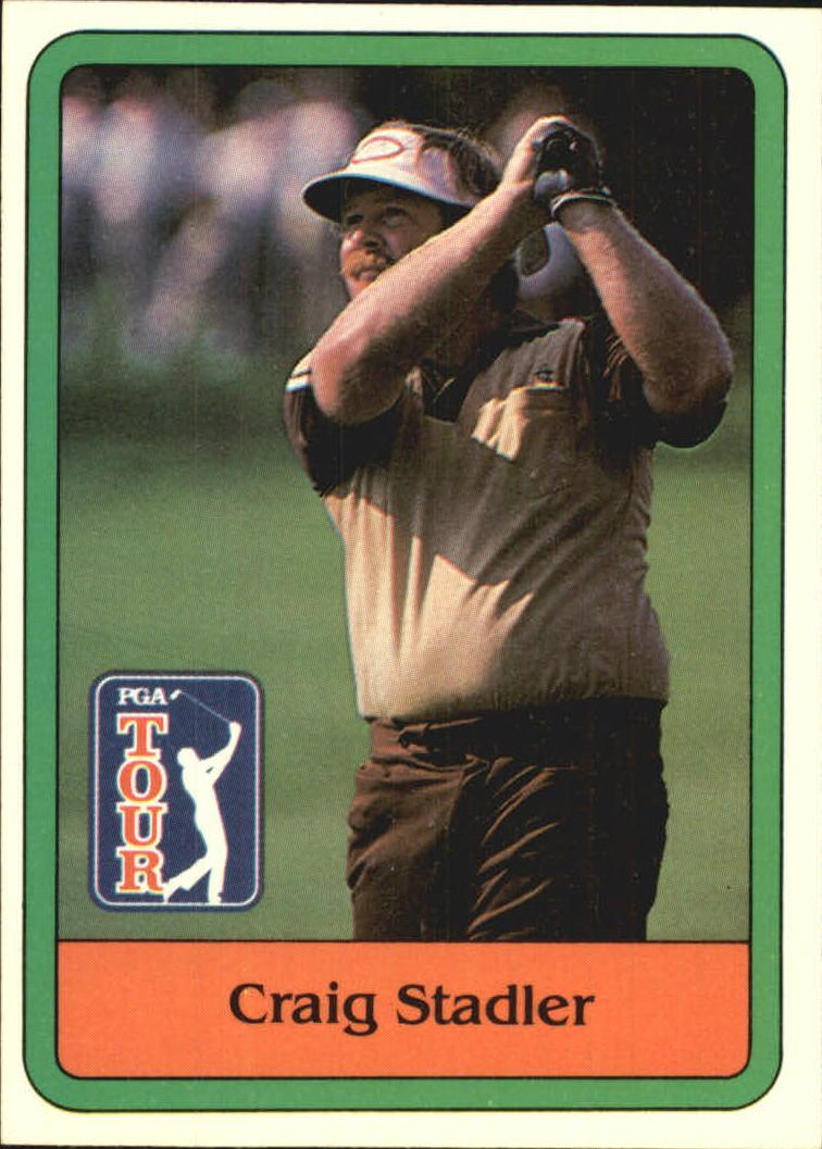 1981 Donruss #8 Craig Stadler RC