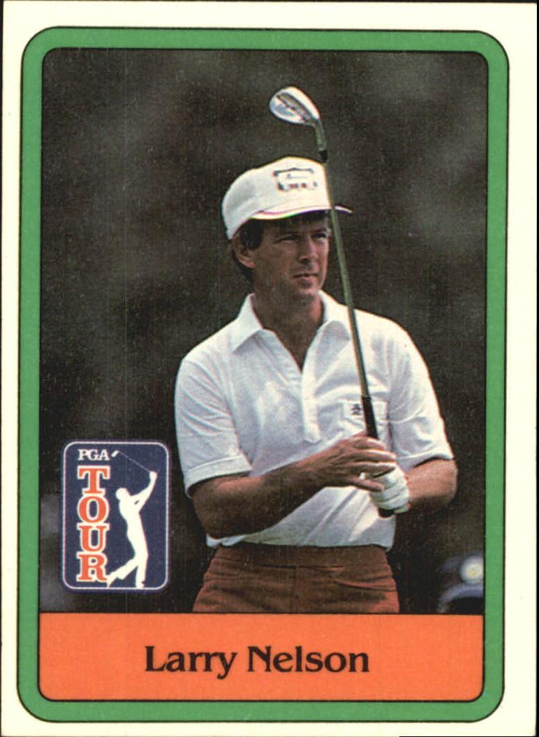 1981 Donruss #11 Larry Nelson RC