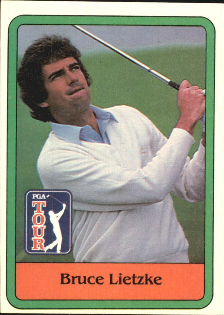 1981 Donruss #16 Bruce Lietzke RC