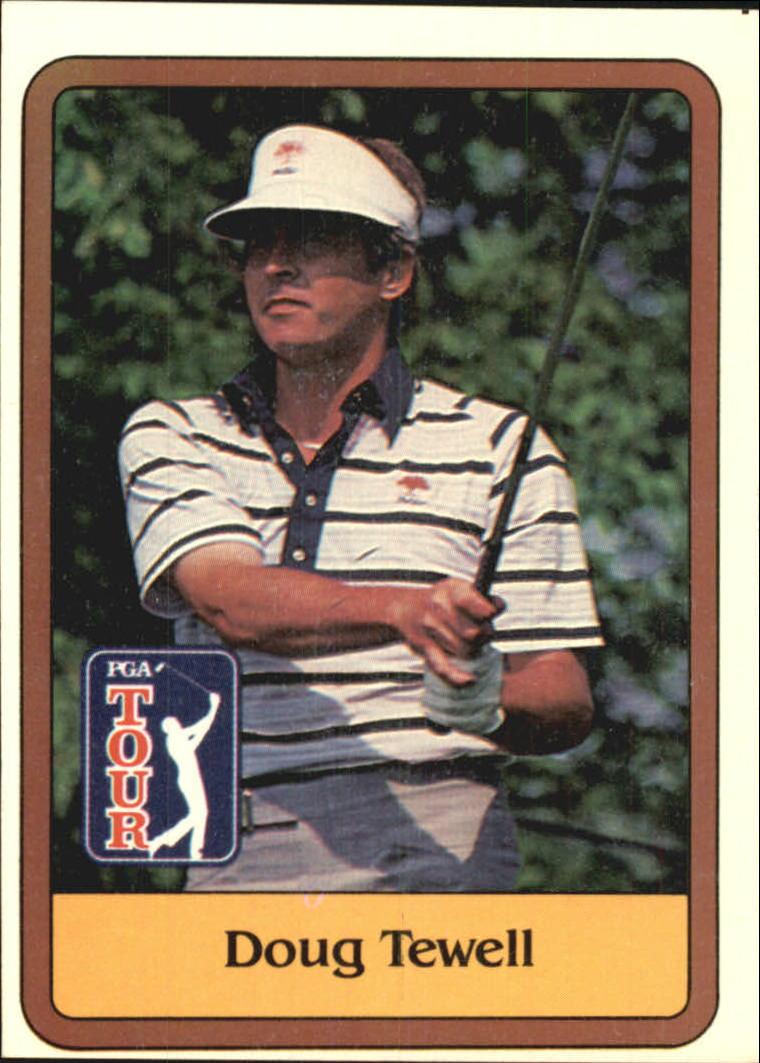 1981 Donruss #17 Doug Tewell RC