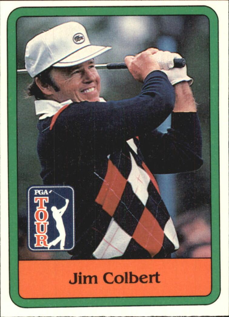 1981 Donruss #21 Jim Colbert RC