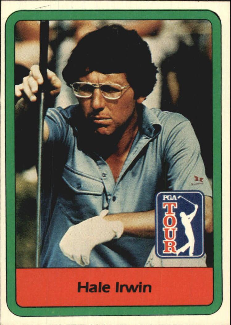 1982 Donruss #7 Hale Irwin