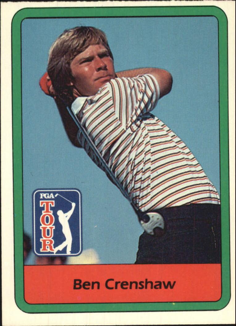 1982 Donruss #20 Ben Crenshaw