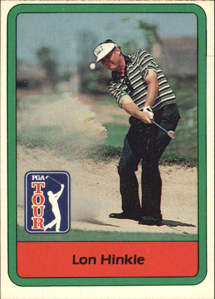 1982 Donruss #22 Lon Hinkle
