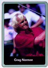 1985 Miller Press PGA Tour #9 Greg Norman