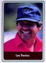 1985 Miller Press PGA Tour #12 Lee Trevino