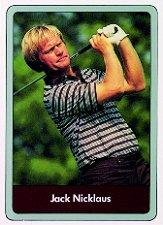 1985 Miller Press PGA Tour #15 Jack Nicklaus