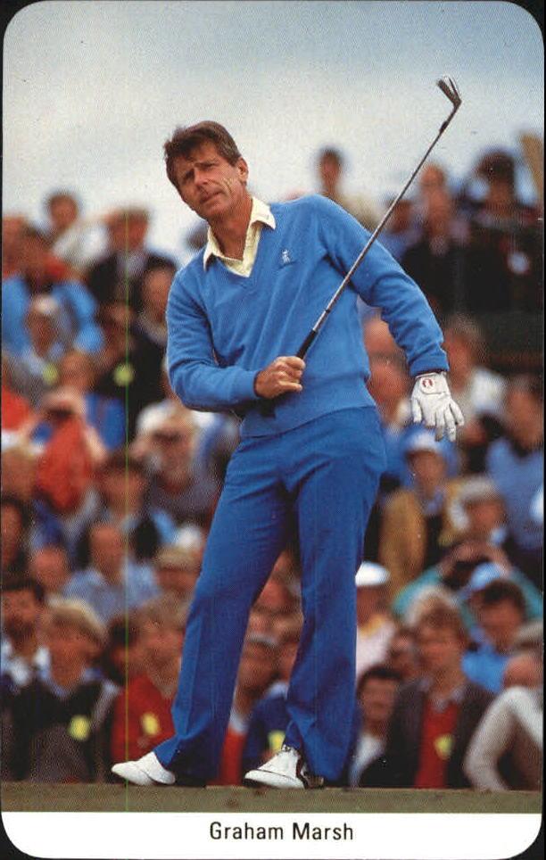 1986-87 Fax-Pax #16 Graham Marsh