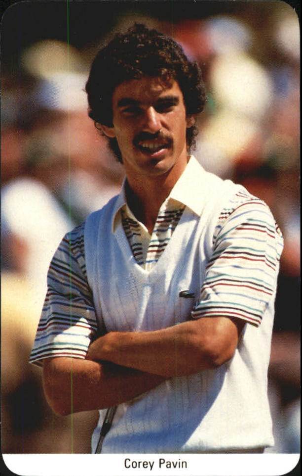 1986-87 Fax-Pax #23 Corey Pavin