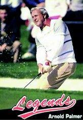 1990 Legends #15 Arnold Palmer Gold