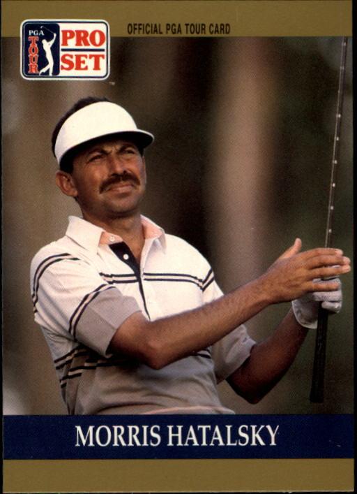 1990 Pro Set #25 Morris Hatalsky RC