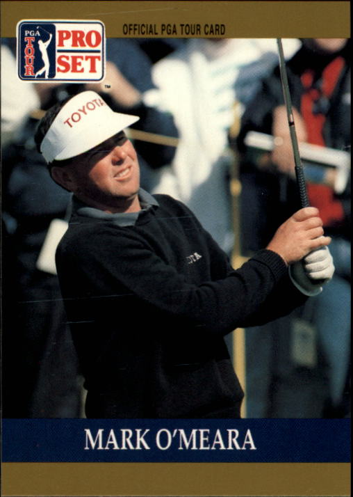1990 Pro Set #30 Mark O'Meara
