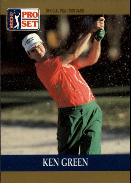 1990 Pro Set #36 Ken Green RC