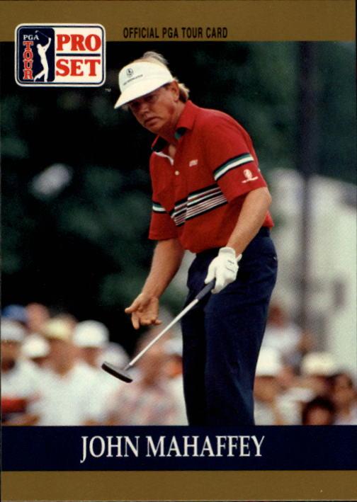 1990 Pro Set #38 John Mahaffey