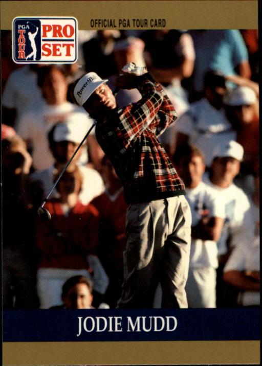 1990 Pro Set #42 Jodie Mudd RC